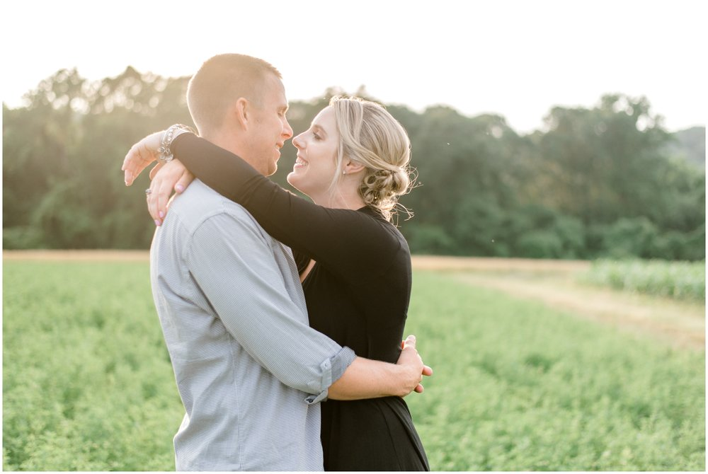 Summer Private Farm Engagement Session - Krista Brackin Photography_0020.jpg