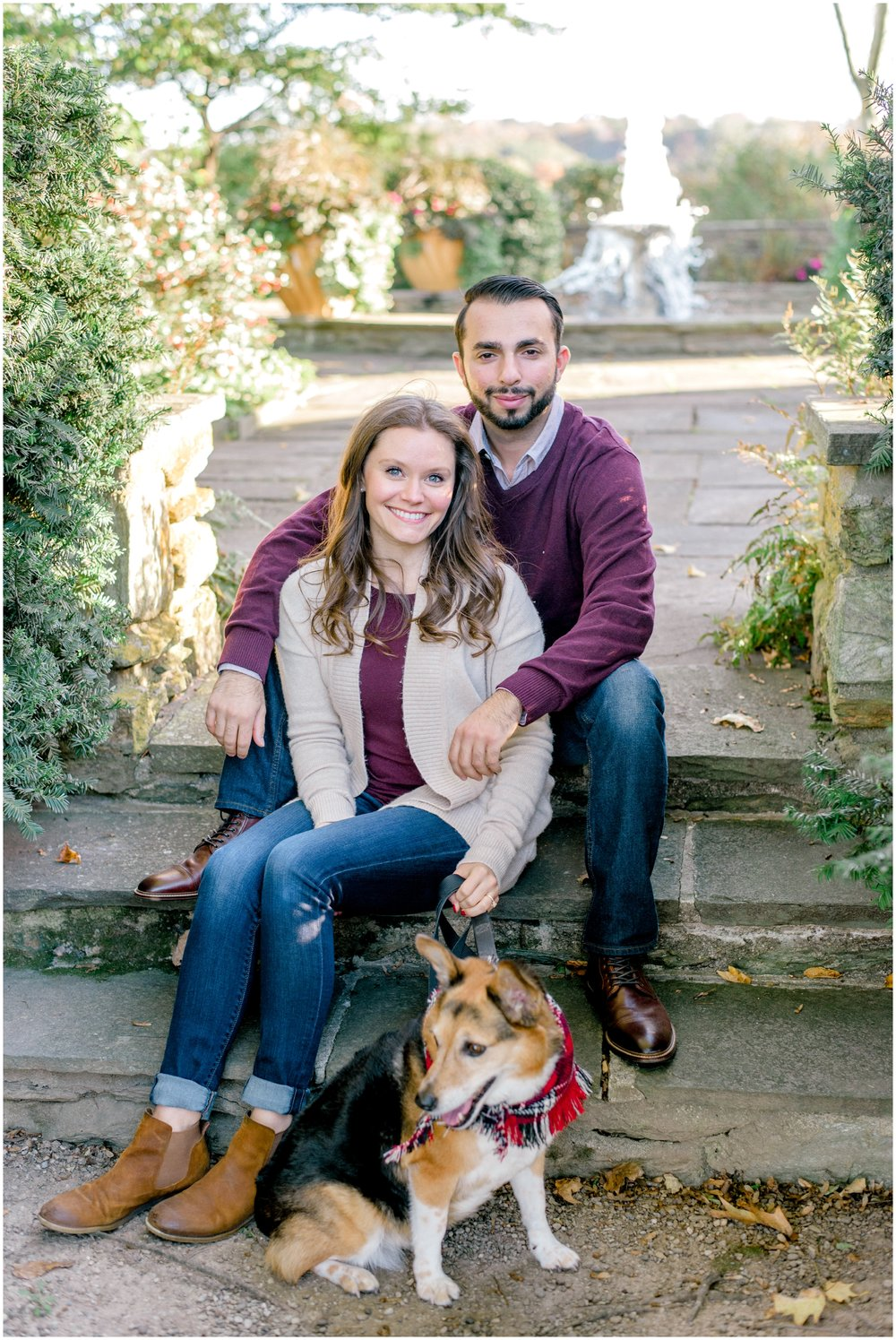 Fall Engagement Session at The Drumore Estate in Lancaster County - Krista Brackin Photography_0001.jpg