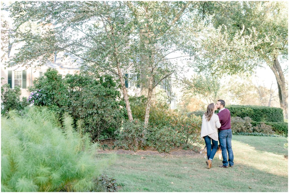 Fall Engagement Session at The Drumore Estate in Lancaster County - Krista Brackin Photography_0005.jpg