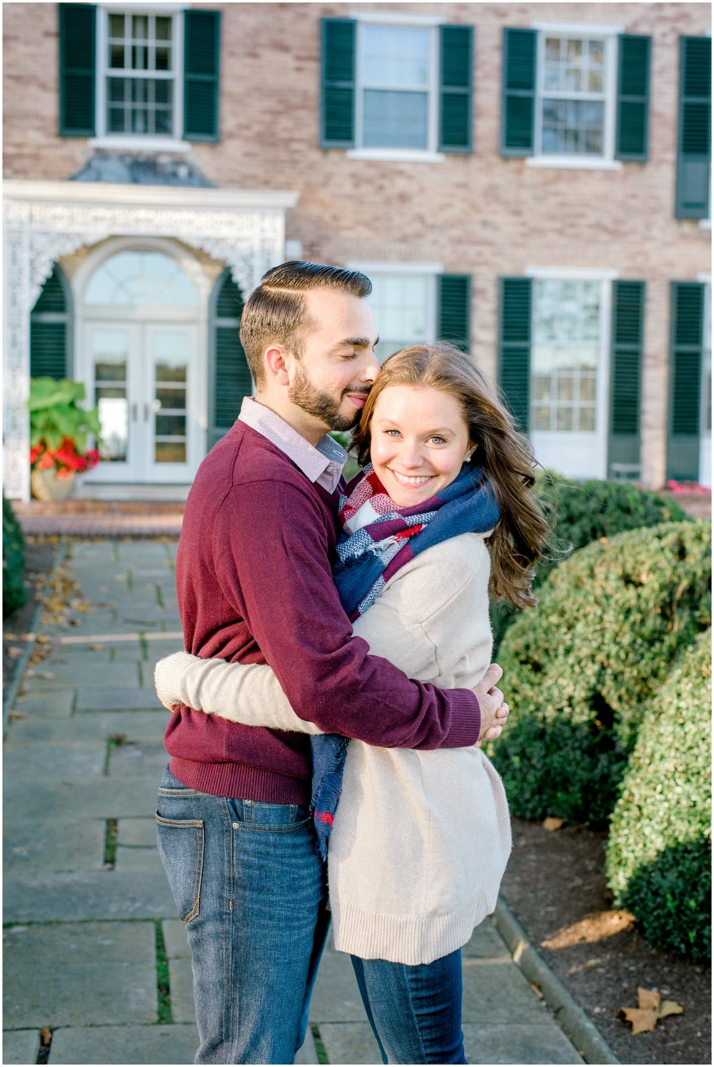 Fall Engagement Session at The Drumore Estate in Lancaster County - Krista Brackin Photography_0007.jpg