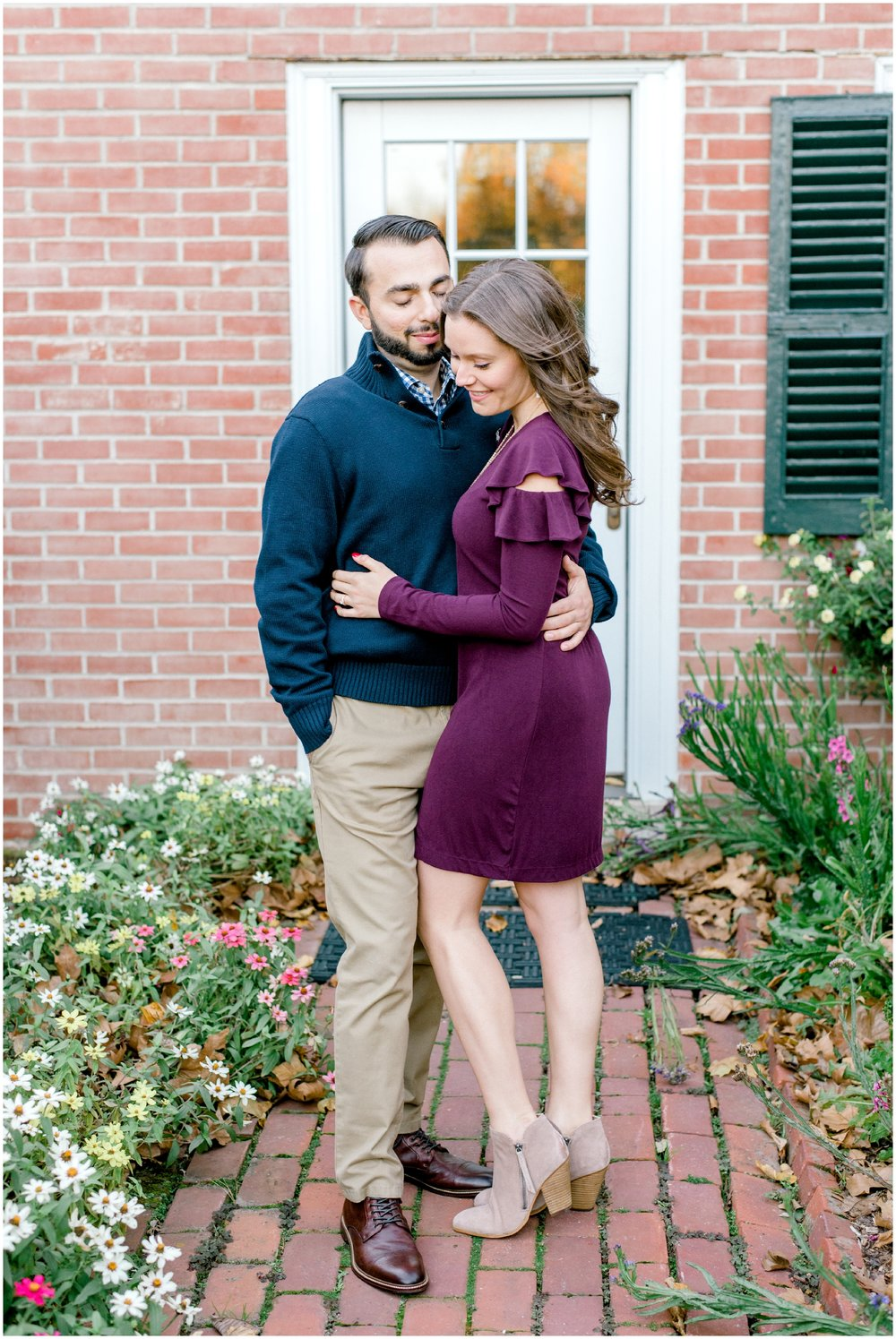 Fall Engagement Session at The Drumore Estate in Lancaster County - Krista Brackin Photography_0012.jpg