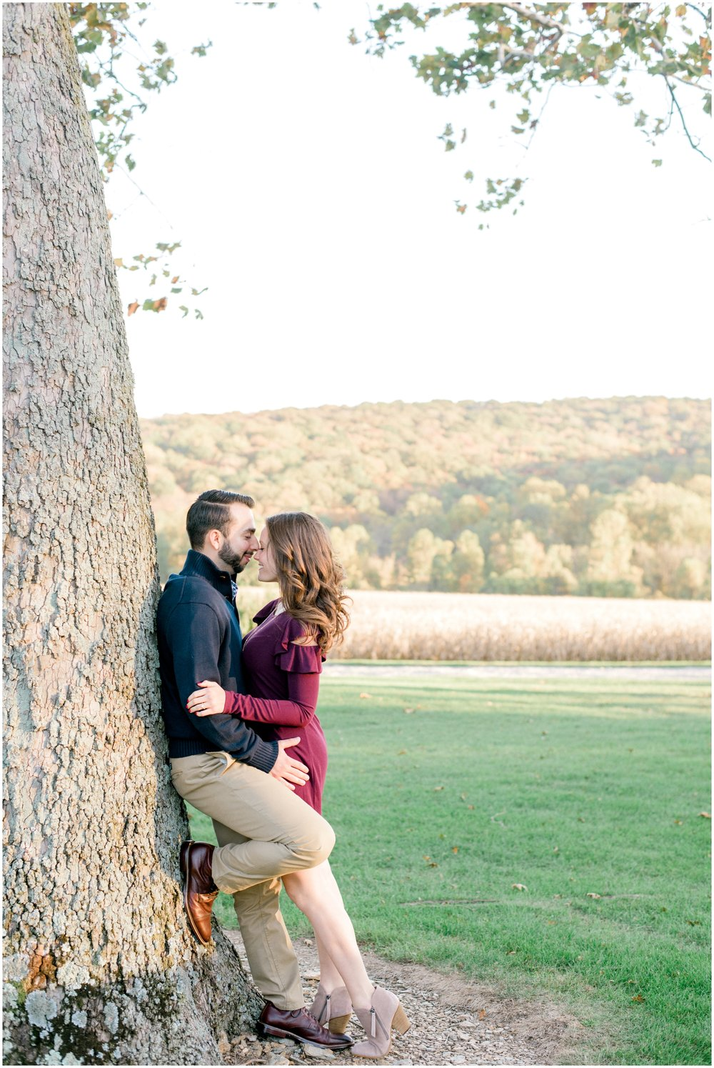 Fall Engagement Session at The Drumore Estate in Lancaster County - Krista Brackin Photography_0015.jpg