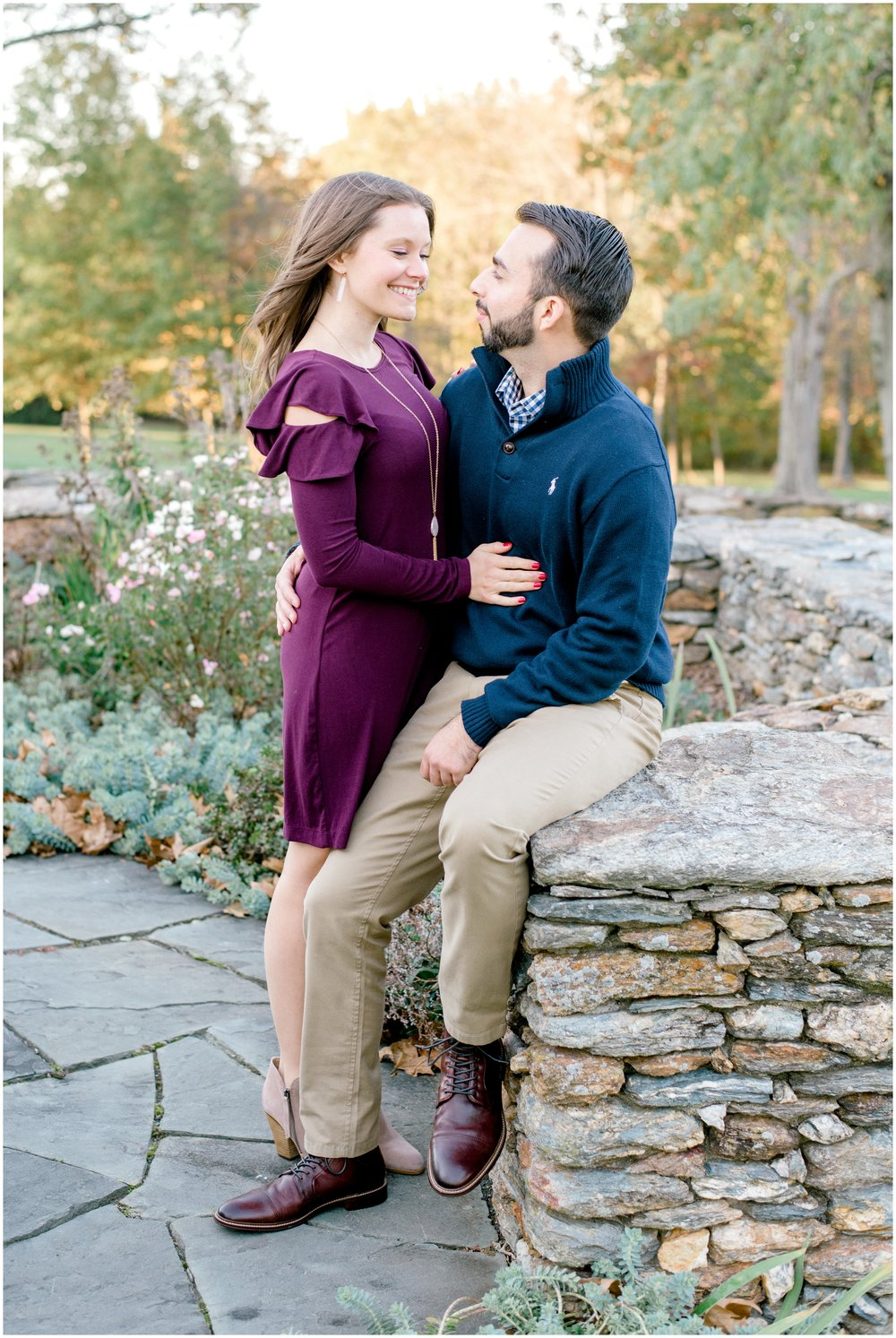 Fall Engagement Session at The Drumore Estate in Lancaster County - Krista Brackin Photography_0014.jpg