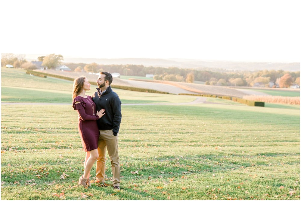 Fall Engagement Session at The Drumore Estate in Lancaster County - Krista Brackin Photography_0021.jpg