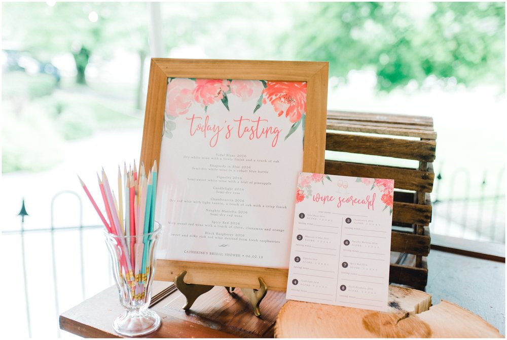 Spring Winery Bridal Shower at Nissley Vineyards in Lancaster County, PA - Krista Brackin Photography_0012.jpg