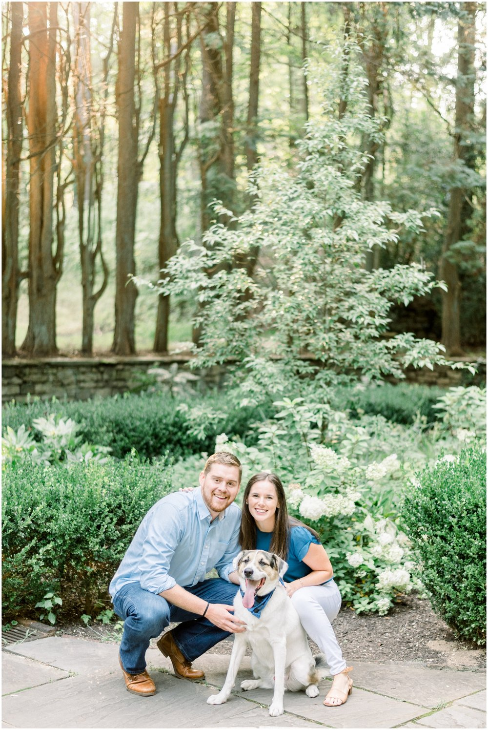 Summer Engagement Session at Hunting Hill Mansion - Krista Brackin Photography_0004.jpg
