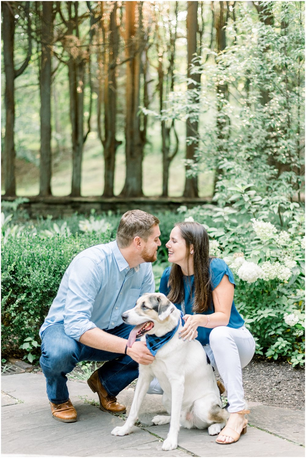 Summer Engagement Session at Hunting Hill Mansion - Krista Brackin Photography_0006.jpg