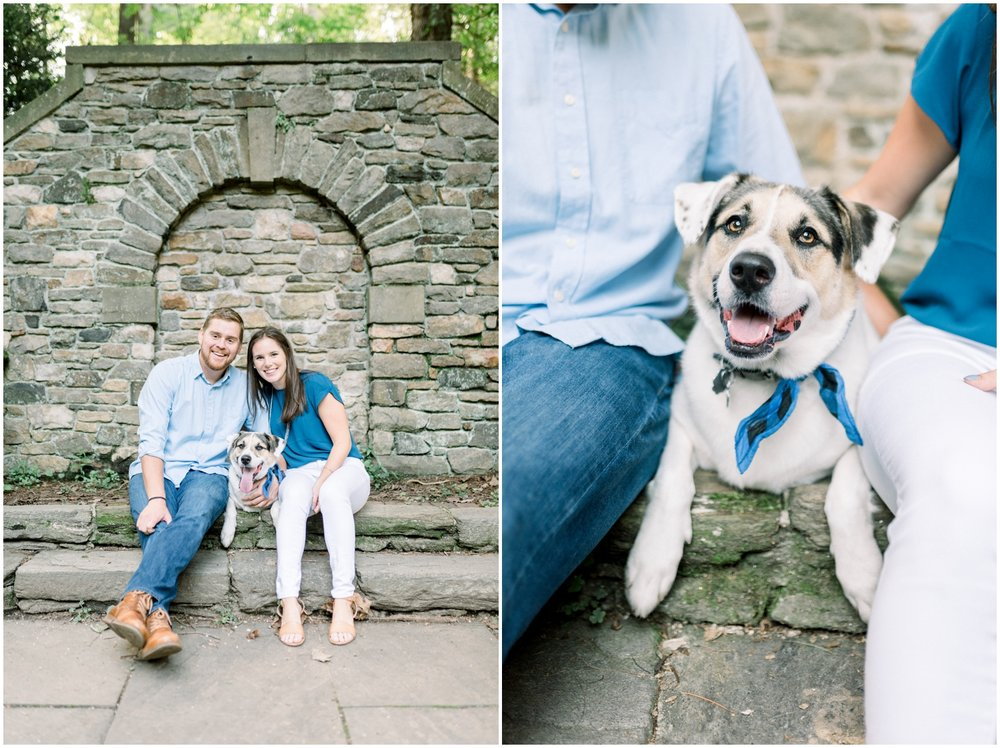 Summer Engagement Session at Hunting Hill Mansion - Krista Brackin Photography_0012.jpg