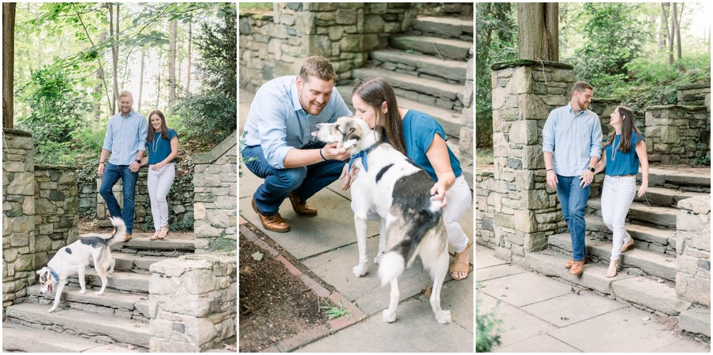 Summer Engagement Session at Hunting Hill Mansion - Krista Brackin Photography_0014.jpg