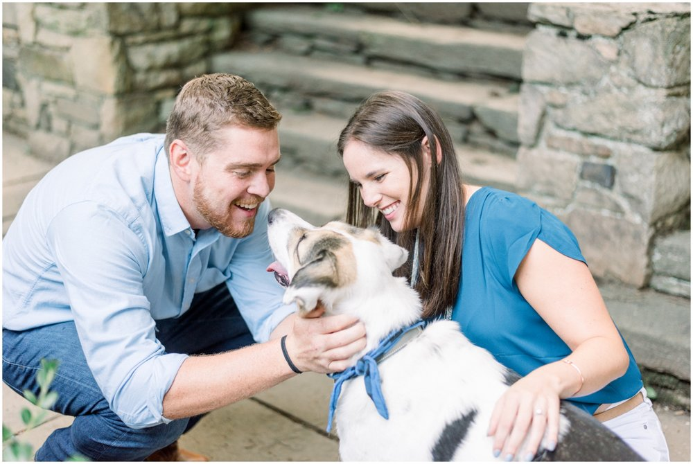 Summer Engagement Session at Hunting Hill Mansion - Krista Brackin Photography_0015.jpg