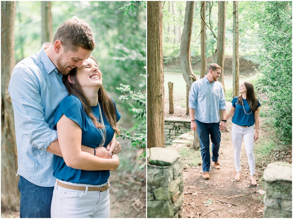 Summer Engagement Session at Hunting Hill Mansion - Krista Brackin Photography_0018.jpg