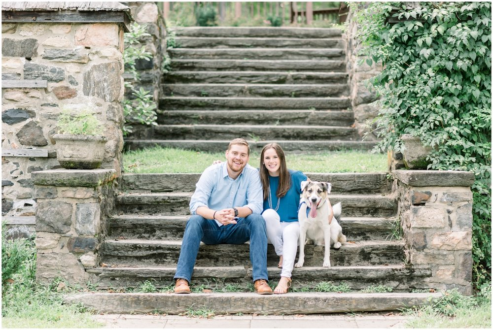 Summer Engagement Session at Hunting Hill Mansion - Krista Brackin Photography_0027.jpg