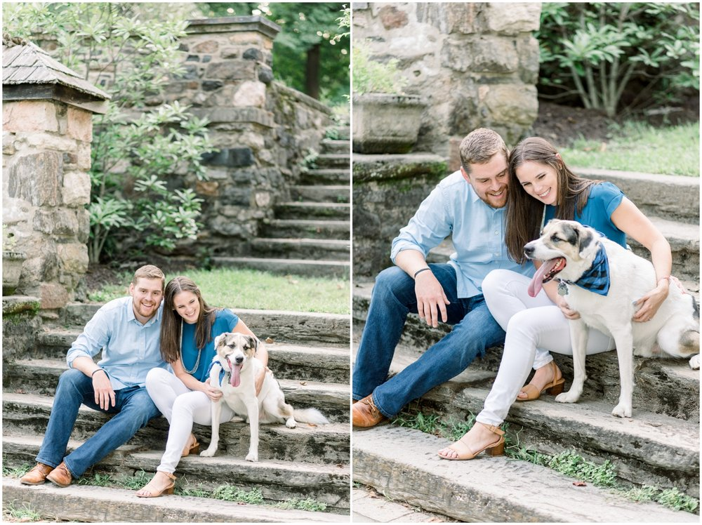 Summer Engagement Session at Hunting Hill Mansion - Krista Brackin Photography_0028.jpg