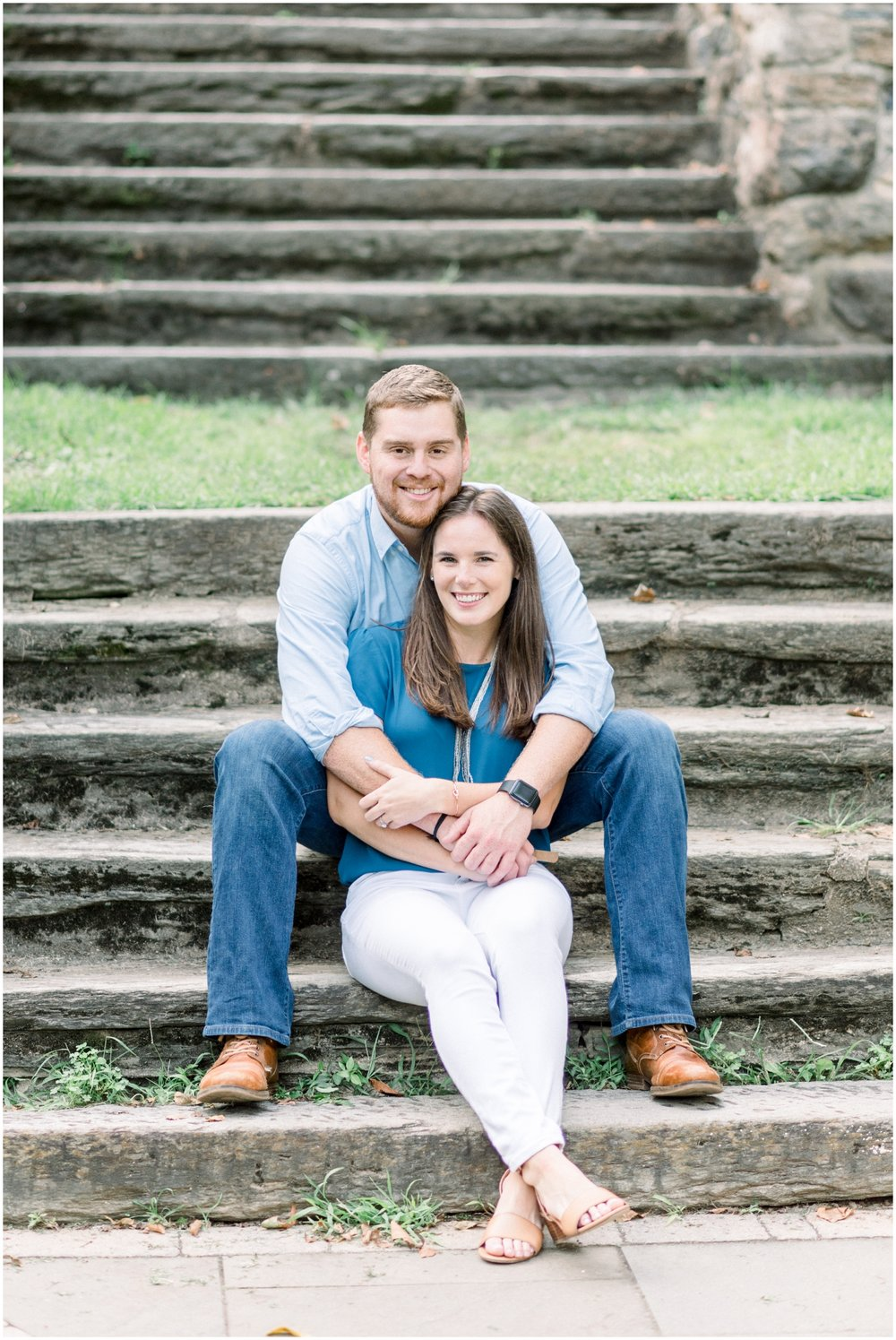 Summer Engagement Session at Hunting Hill Mansion - Krista Brackin Photography_0029.jpg