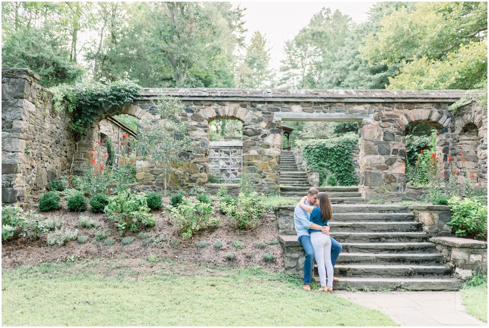 Summer Engagement Session at Hunting Hill Mansion - Krista Brackin Photography_0030.jpg
