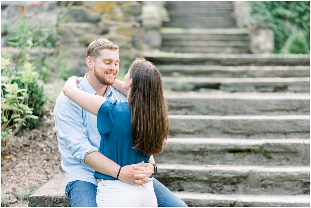 Summer Engagement Session at Hunting Hill Mansion - Krista Brackin Photography_0032.jpg