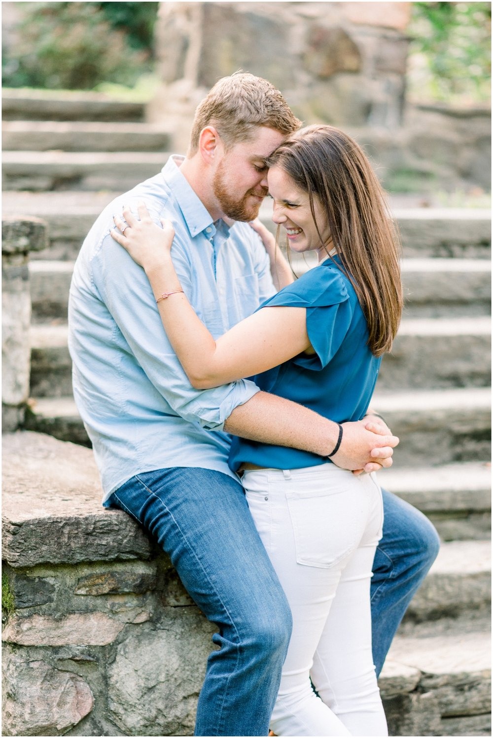 Summer Engagement Session at Hunting Hill Mansion - Krista Brackin Photography_0031.jpg