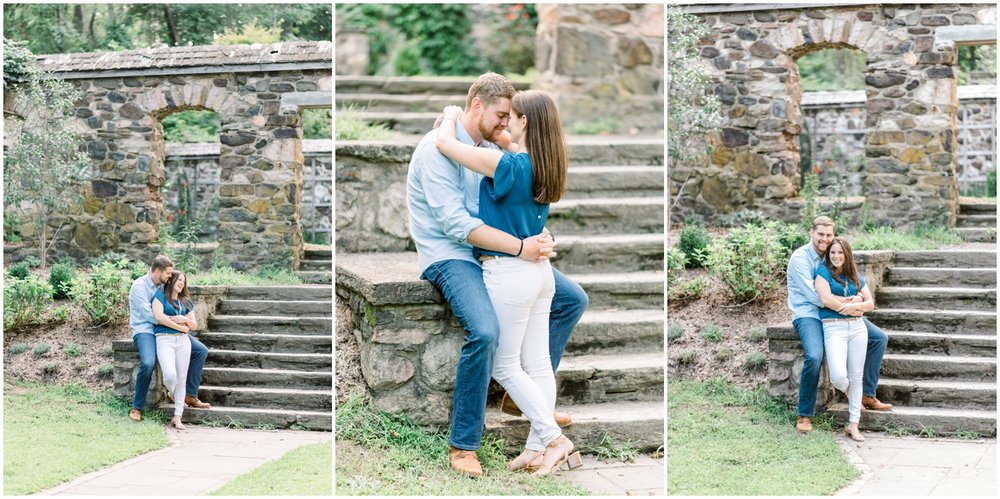 Summer Engagement Session at Hunting Hill Mansion - Krista Brackin Photography_0033.jpg