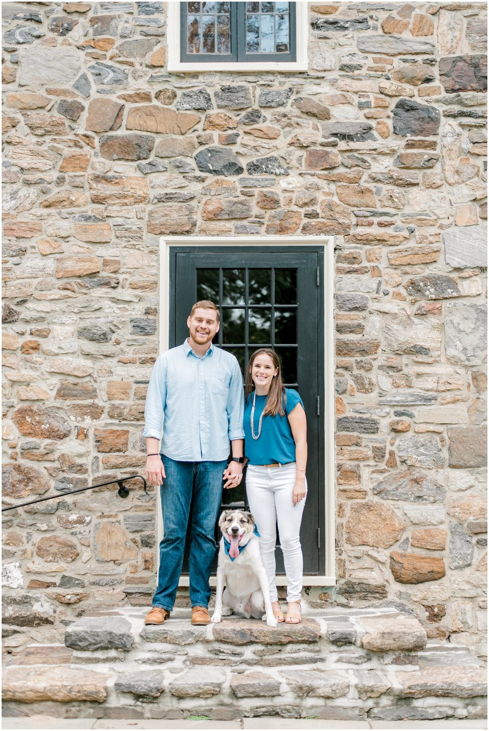 Summer Engagement Session at Hunting Hill Mansion - Krista Brackin Photography_0039.jpg