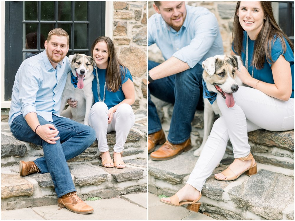 Summer Engagement Session at Hunting Hill Mansion - Krista Brackin Photography_0041.jpg