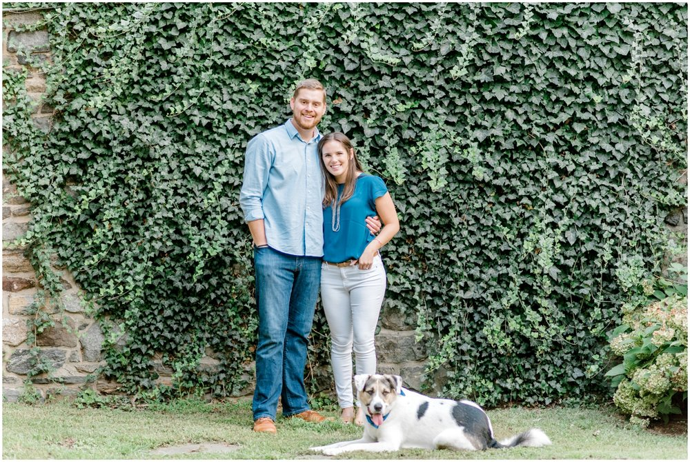Summer Engagement Session at Hunting Hill Mansion - Krista Brackin Photography_0044.jpg