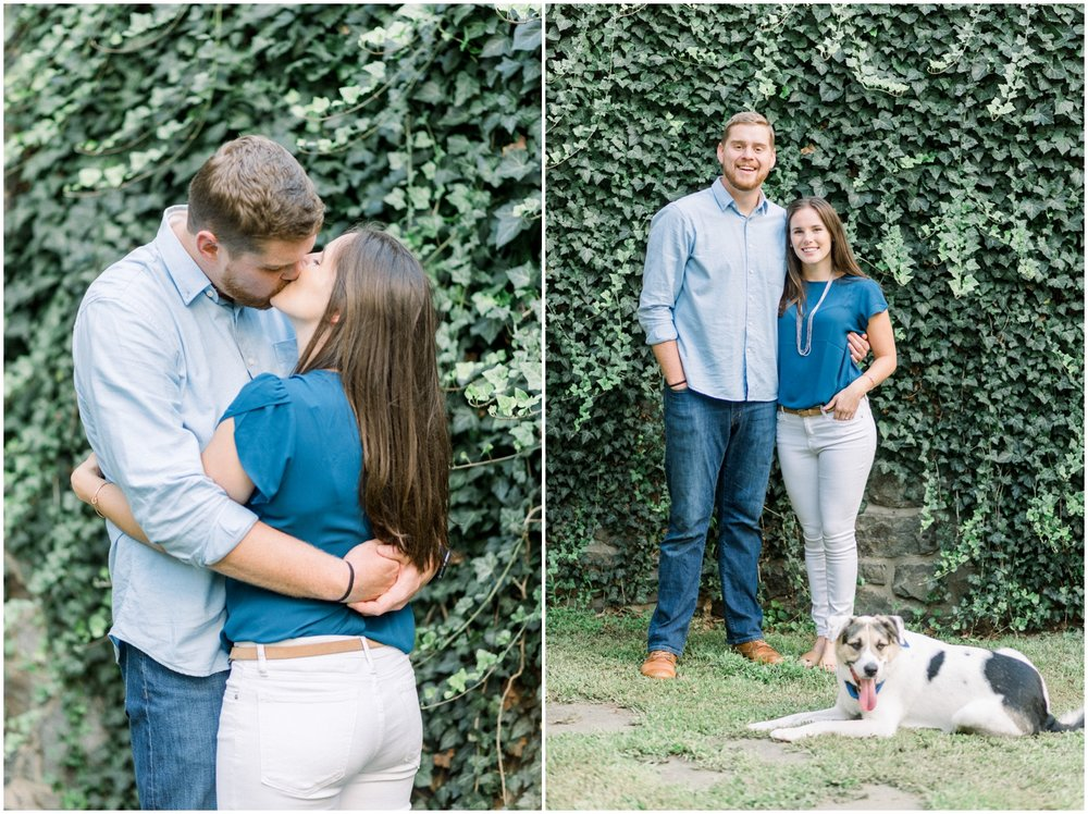 Summer Engagement Session at Hunting Hill Mansion - Krista Brackin Photography_0045.jpg