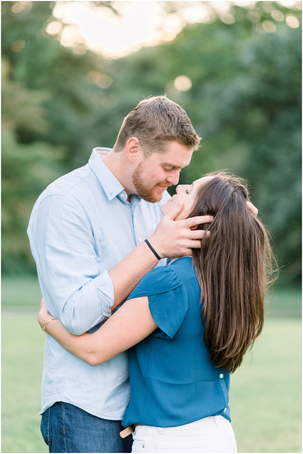 Summer Engagement Session at Hunting Hill Mansion - Krista Brackin Photography_0054.jpg