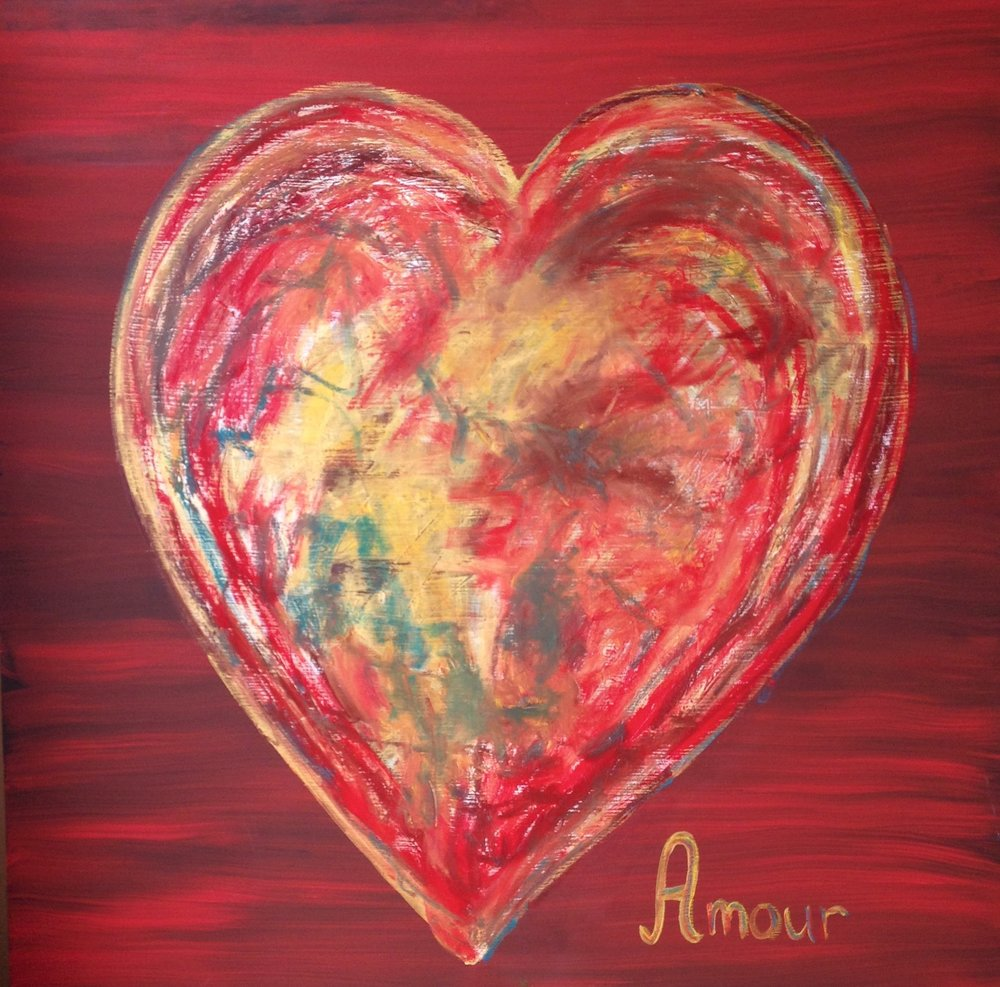 Amour by Alice Desert