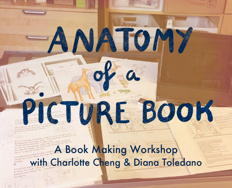 Anatomy of a Picture Book: Book Making Workshop, Part 1 — Spark Arts