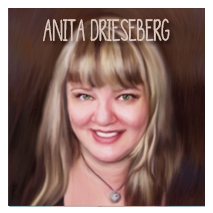 "Anita Drieseberg  is an award winning artist, author, and self-described ""Spinster"". Her comedy is rather ridiculous, but the real Anita is only ""slightly"" ridiculous.  She is a regular at the SF Punchline, and Cobbs Comedy Club and has performed at clubs across the U.S. and Canada.  Anita is the creator of the online animated series ""Heckville"", the Facebook comic ""SanFranita is..."",  and her humorous animated shorts have won international prizes! (well, two)."
