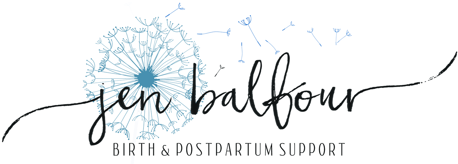 Jen Balfour - Support for Birth, Postpartum and Beyond