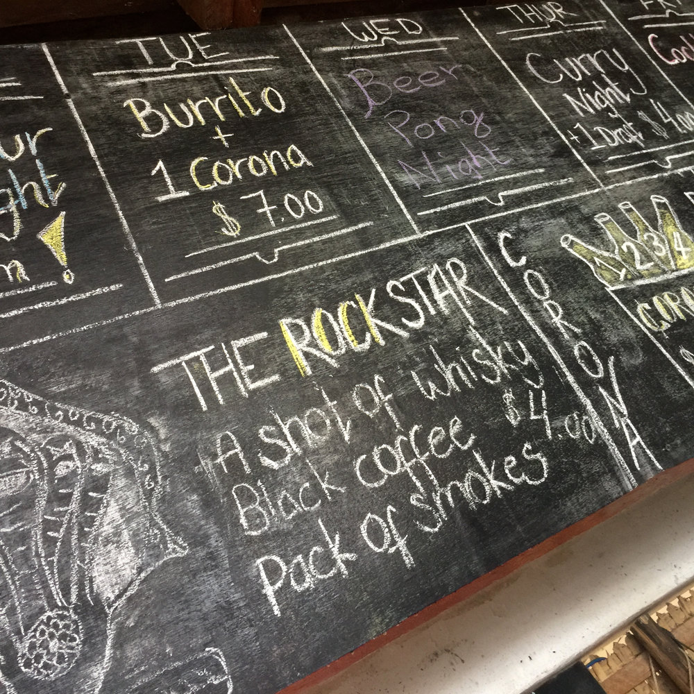 The Rockstar — a Kampot, Cambodia special for only $4.