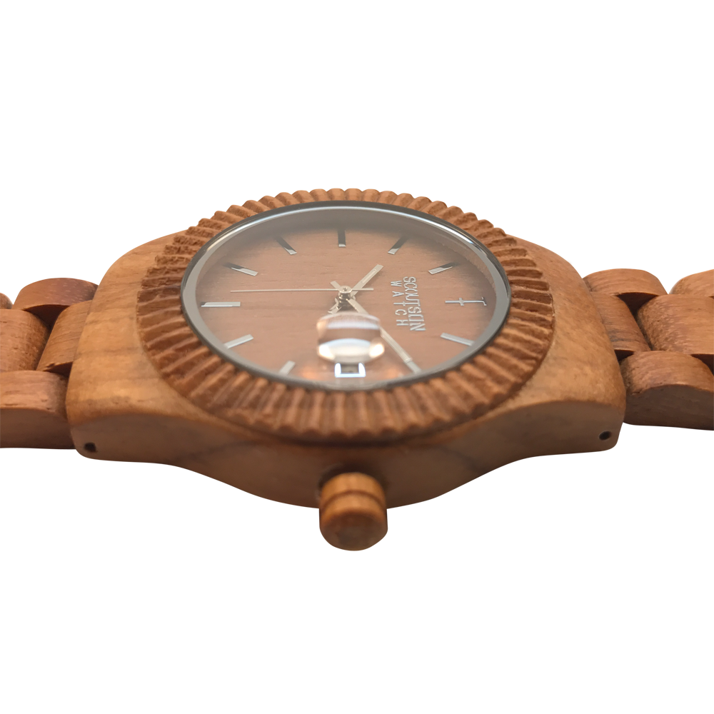 The ScoutsOn Watch Company - The Veteran - Teak - Flat Right Side.png