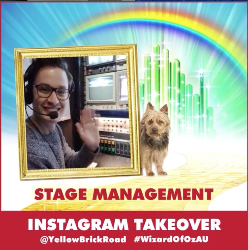 Wizardof Oz Instagram Takeover - My very first Instagram takeover!