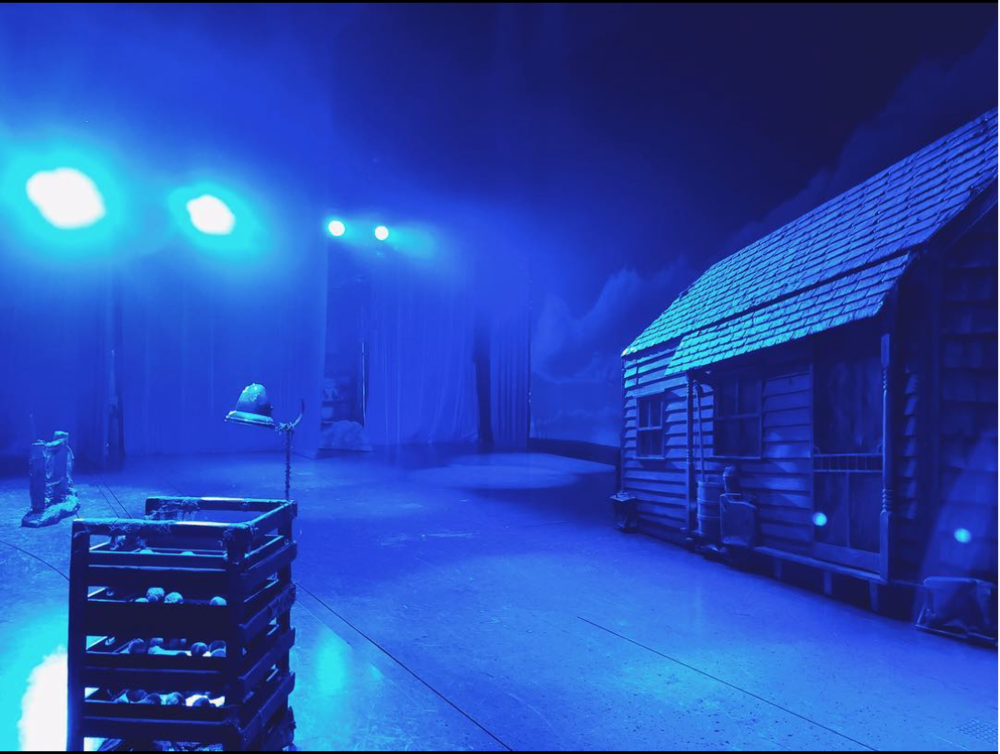 - The stage is set, the doors are open. Time for another journey over the rainbow! 🌈 #WizardofOzAu