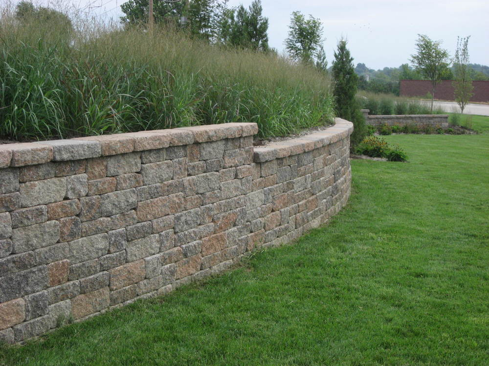 Free Dealer Information Segmental Retaining Wall Design With Block  Retaining Wall Design Manual.
