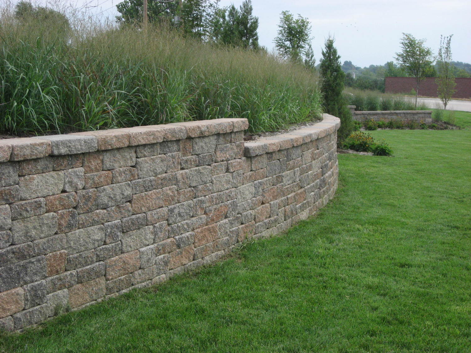 Segmental Retaining Wall Design segmental retaining walls srw Dealer Information