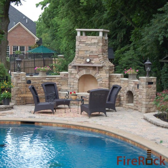 firerock_fireplace_arched-front_wood-boxes_Cultured-stone.jpg