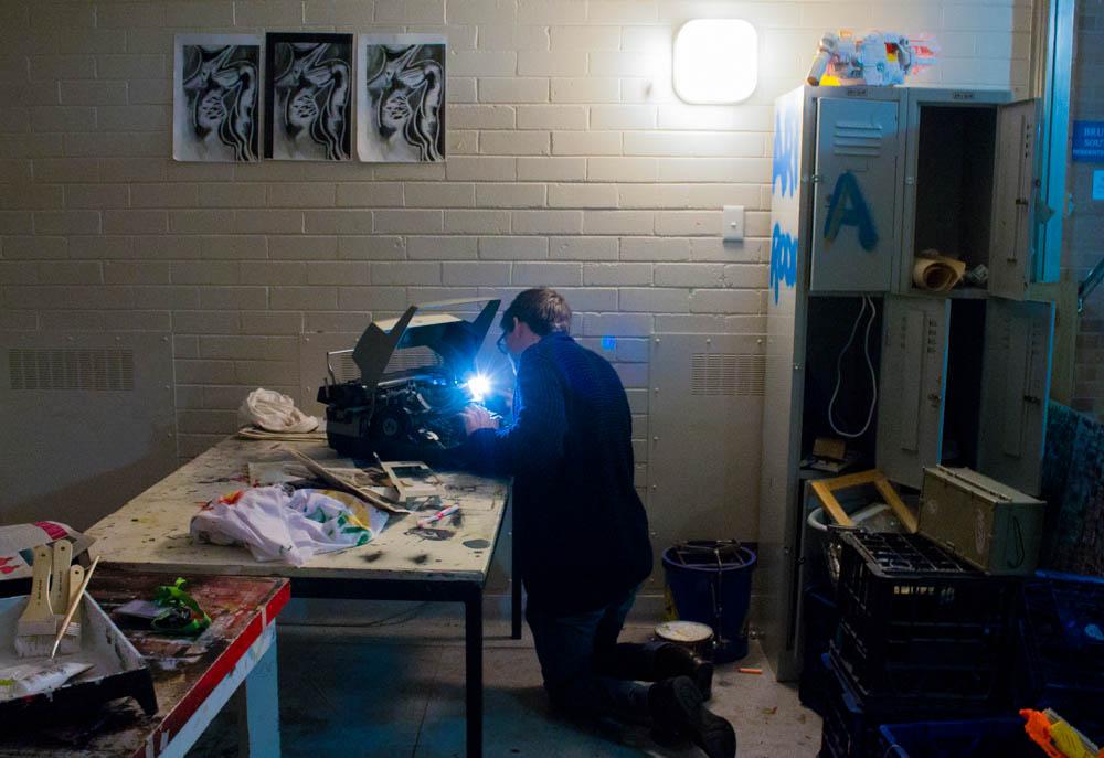 Typewriter Tinkering
