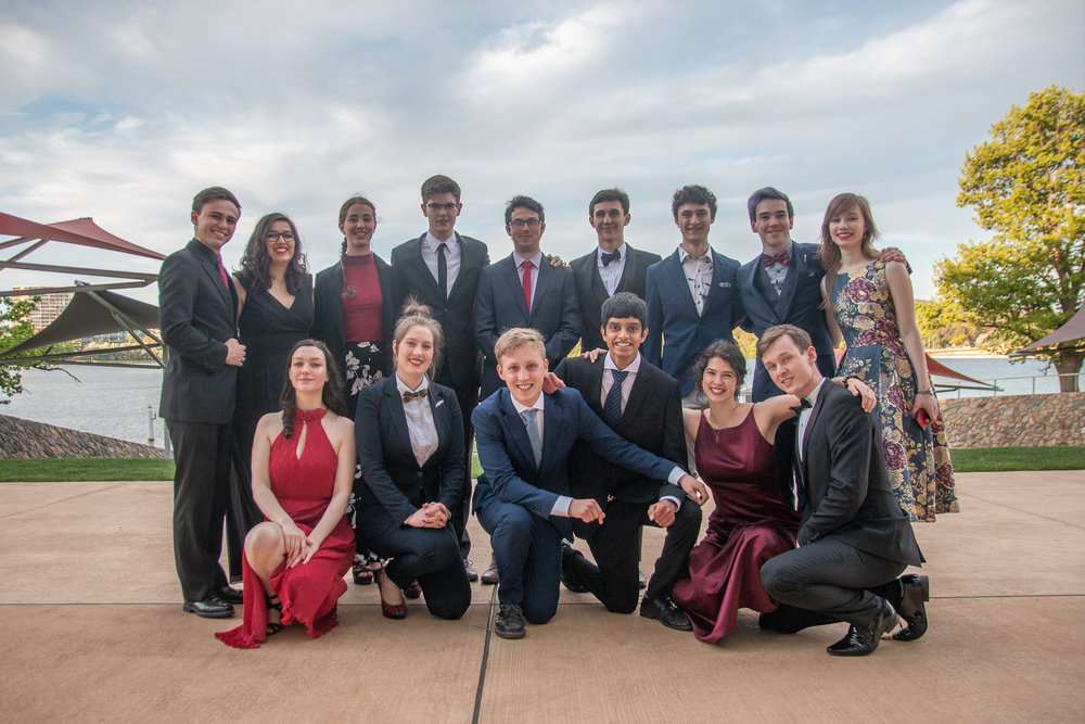 Burton & Garran Hall Valete 2018 -