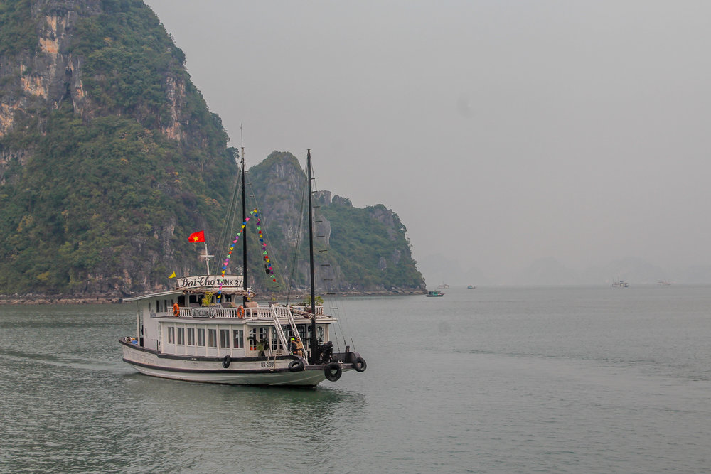 Vietnam - Hanoi, Ha Long Bay, Hue & Saigon