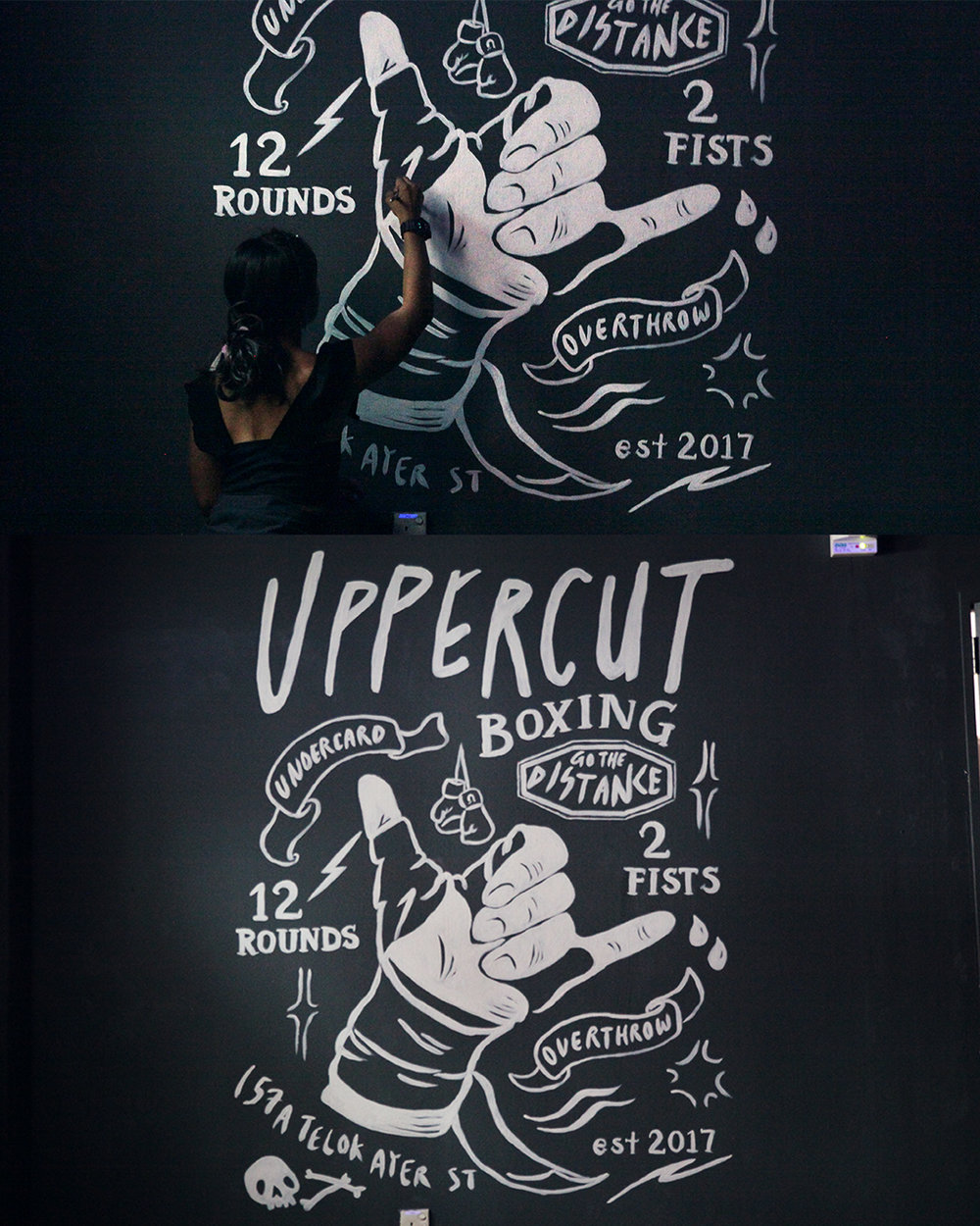 For Uppercut Boxing