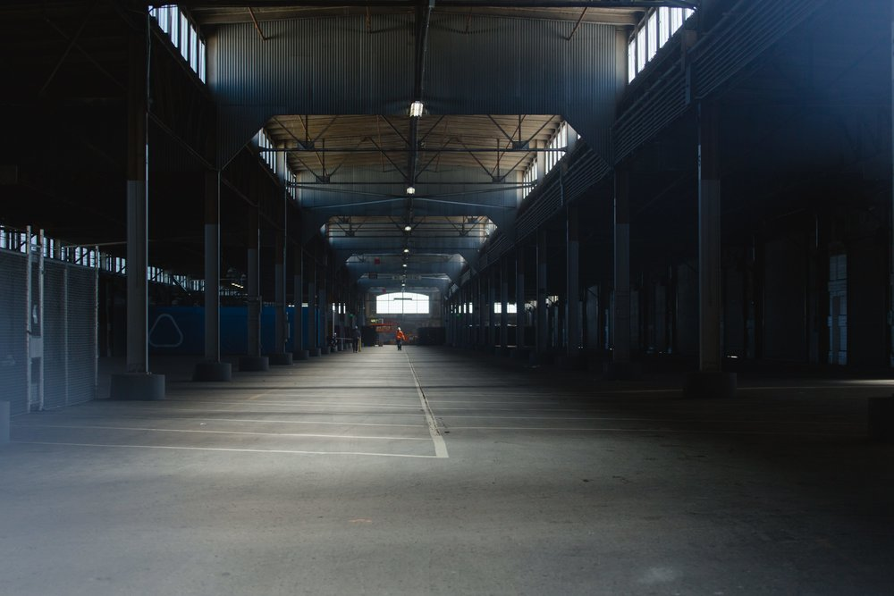 Pier Interior