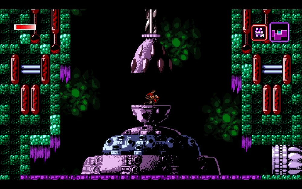 Axiom Verge from Thomas Happ Games