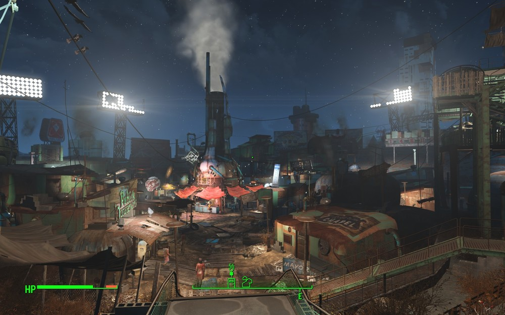 Wait? Why is it called Diamond City again?