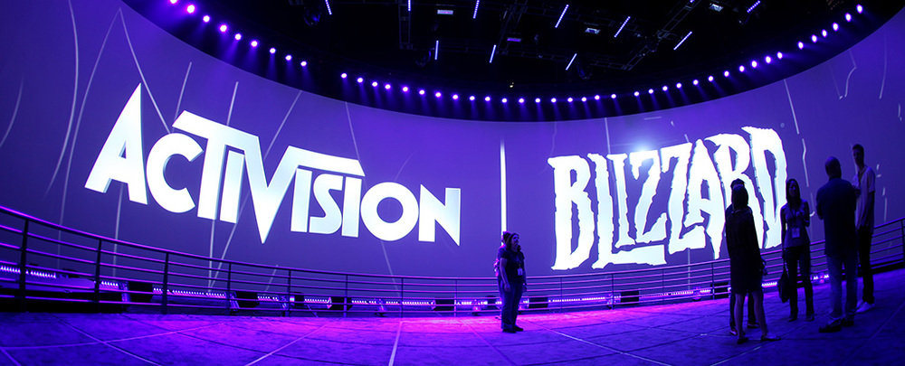 Activision Blizzard - a new multi media force?