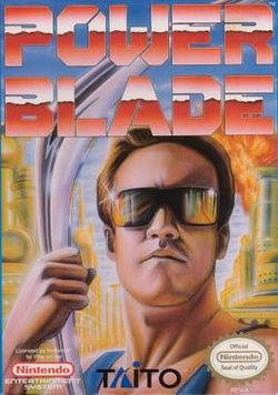 Powerblade Box Art