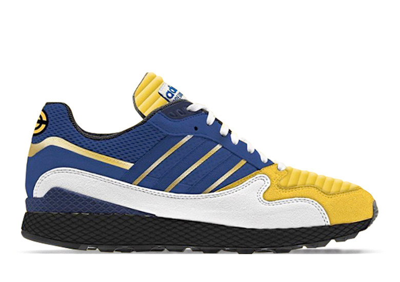 Vegeta – adidas Oregon Ultra Tech