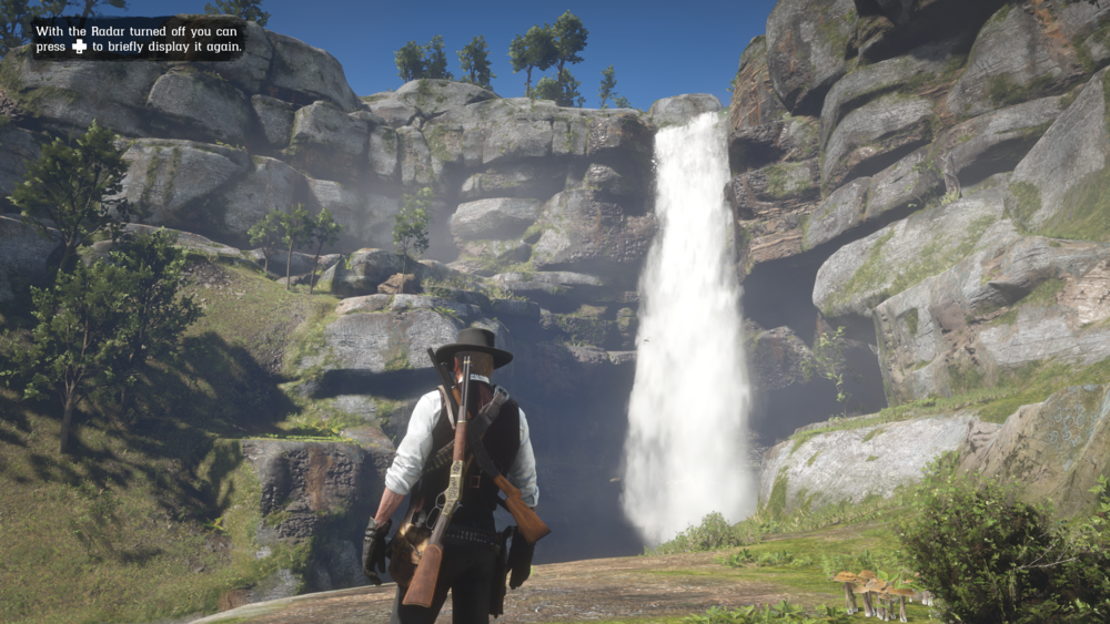 Sometimes Arthur just needed to get away from it all…