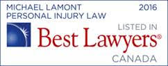 Michael Lamont Personal Injury Law